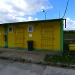 Foto sanitárna bunka