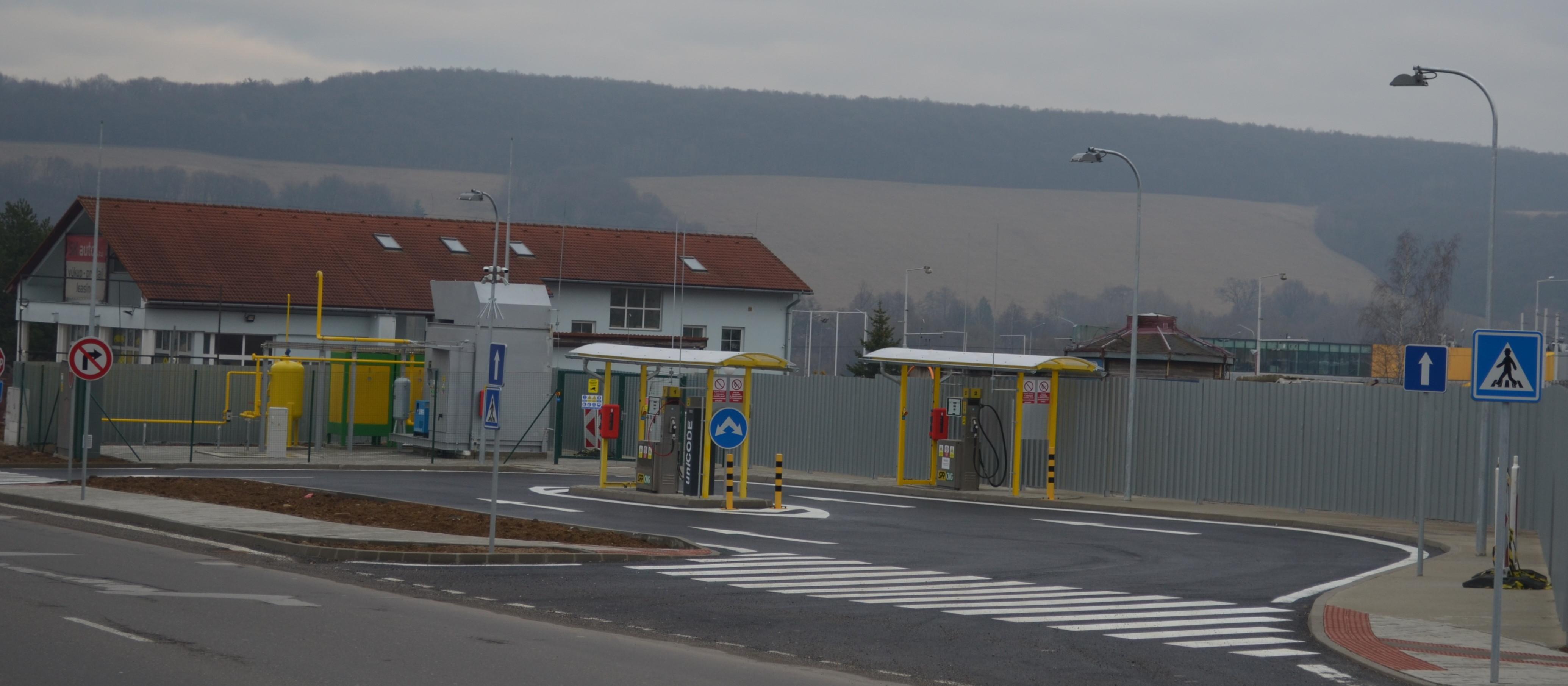 SPP CNG s.r.o. Banská Bystricka